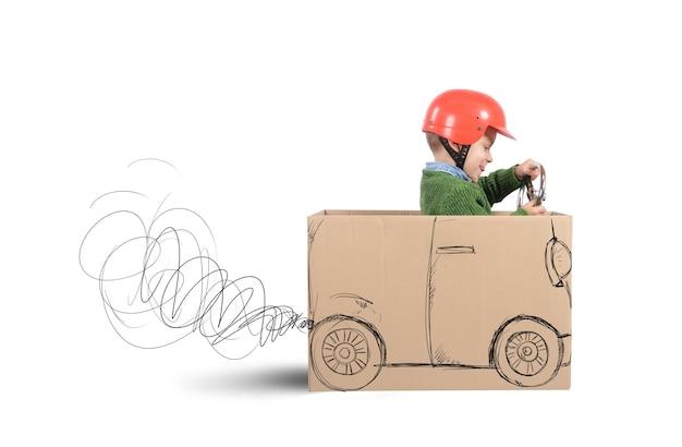 Pappwagen