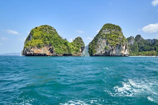 Paradiesinsel in thailand andaman