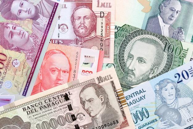 Paraguayisches geld, ein betriebswirtschaftlicher hintergrund