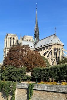 Paris notre-dame-kirche