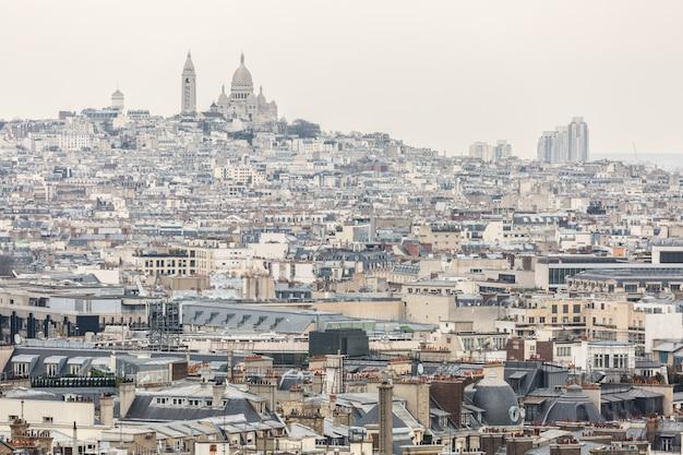 Paris sacre coeur kathedrale