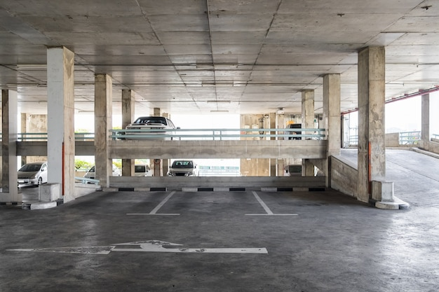 Parken in alten altbau