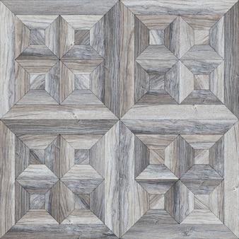 Parkett. dekorative fliesen mit geometrischem muster aus hellem holz. element für die innenausstattung. hintergrundbeschaffenheit