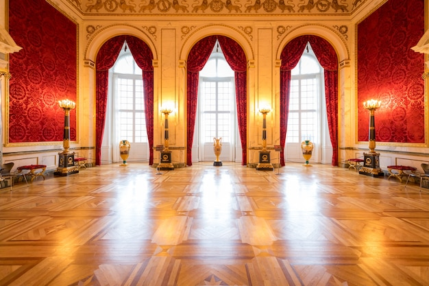 Parlament christiansborg palast