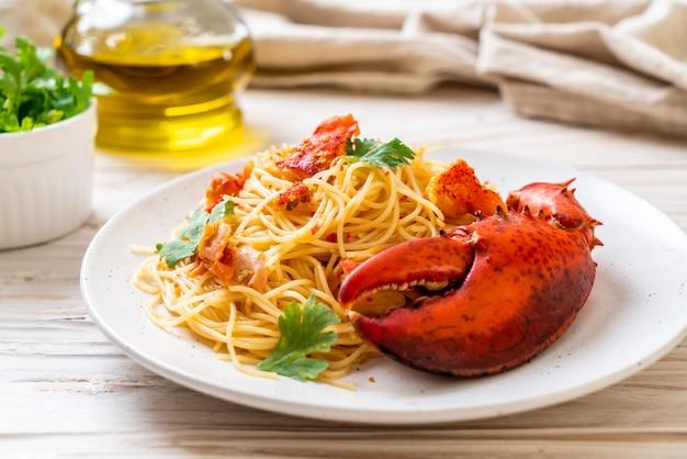 Pasta all'astice oder hummer-spaghetti