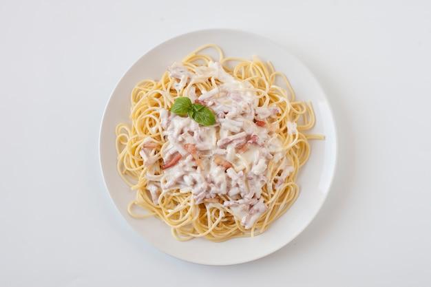 Pasta gourmet comida gastronomie lecker