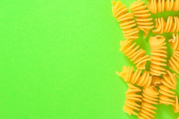 Pasta rotini, fusilli, radiatori (zutaten-set, rohe pata italiana)