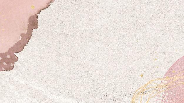 Pastell neo memphis sozialer hintergrund illustration