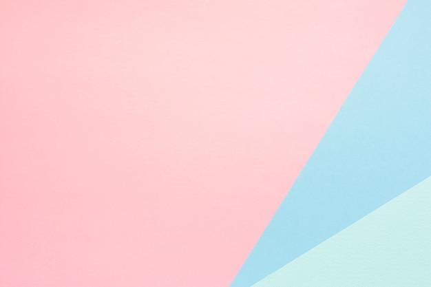 Pastell satz von pappbögen