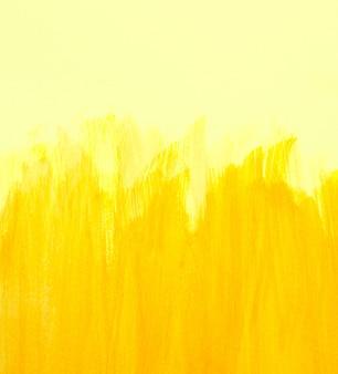 Pastell warm gelb beige aquarell textur hintergrund abstrakte malerei kunstwerk