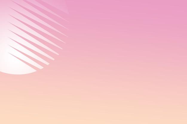 Pastellfarben abstrakte logo-hintergrundillustration