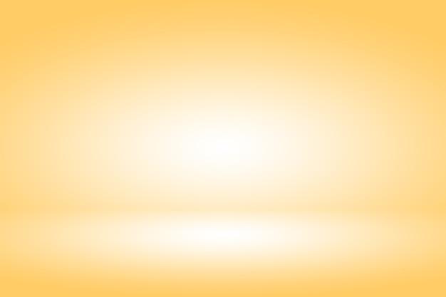 Pastellgradient sonnengelber heller hintergrund produktanzeigehintergrund
