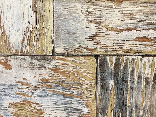 Pastellholz weiß braun mit planken textur wandhintergrund