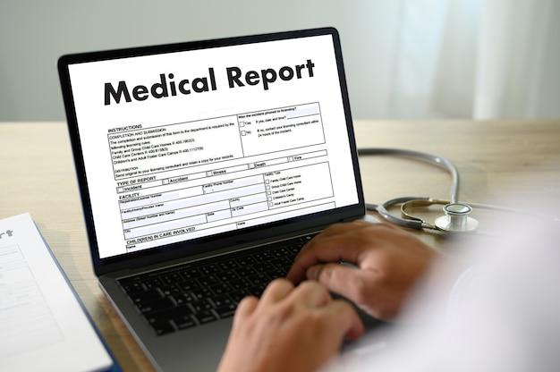 Patientenakten patienteninformation medizintechnik