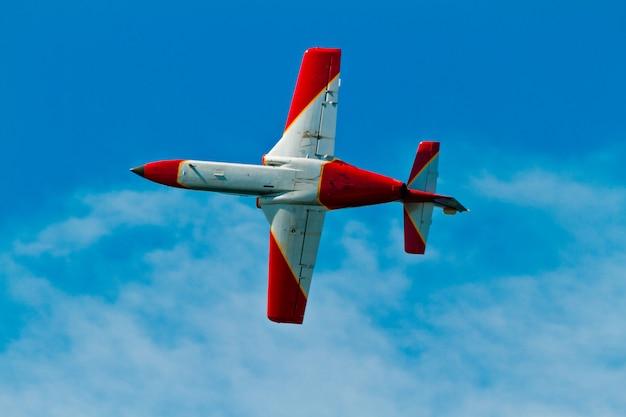 Patrulla aguila, kunstflug-demonstrationsteam der spanischen luftwaffe