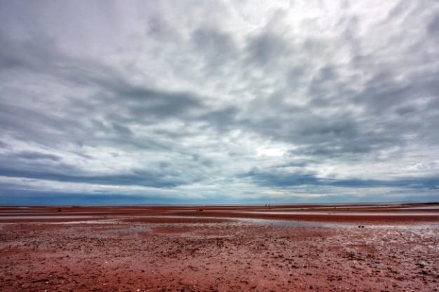 Pei strandlandschaft hdr