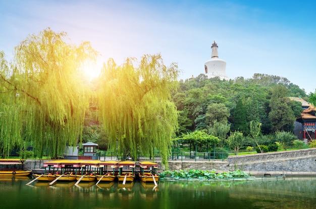 Peking beihai park