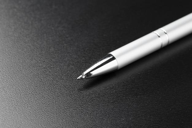 Pen nahaufnahme erschossen