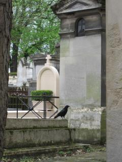 Pere lachaise begraben