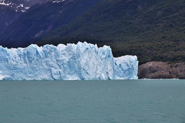 Perito moreno gletscher schließen el calafate in patagonien von argentinien