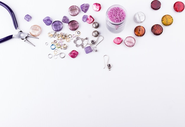 Perlen für die schmuckherstellung