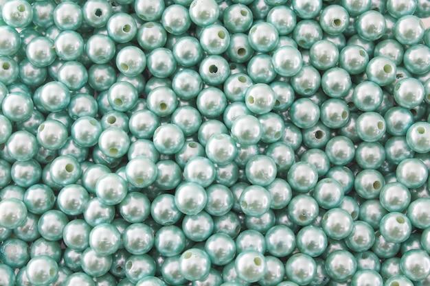 Perola abs verde agua blau perl