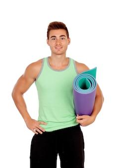 Persönlicher fitnesstrainer