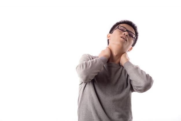 Person hintergrund asian anzug hemd