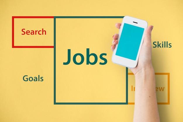Personalbeschaffung jobs karriere einstellung vakanz wort