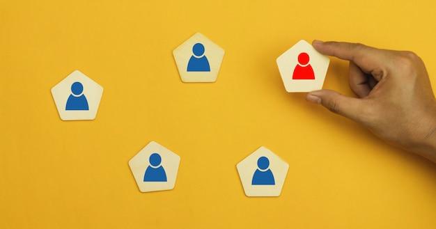 Personalmanagement und rekrutierung eines stärkeren teams