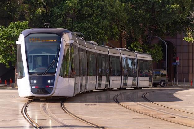 Personentransportzug bekannt als vlt