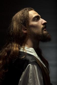 Personifizierung von jesus christus