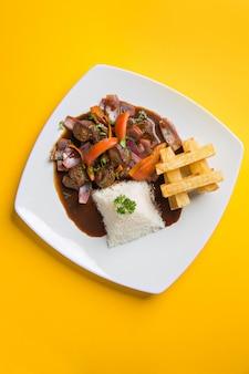Peruanisches essen