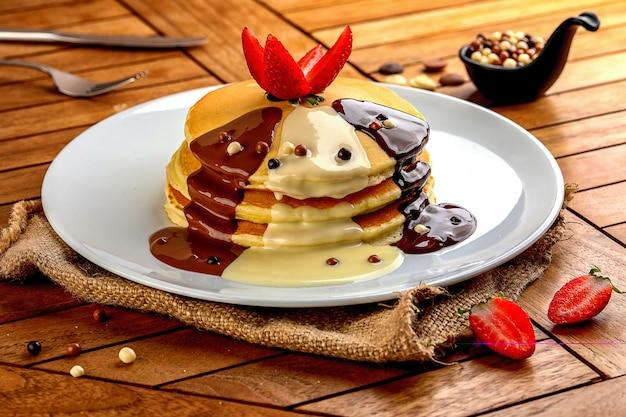 Pfannkuchen 3 in 1