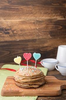 Pfannkuchen für party