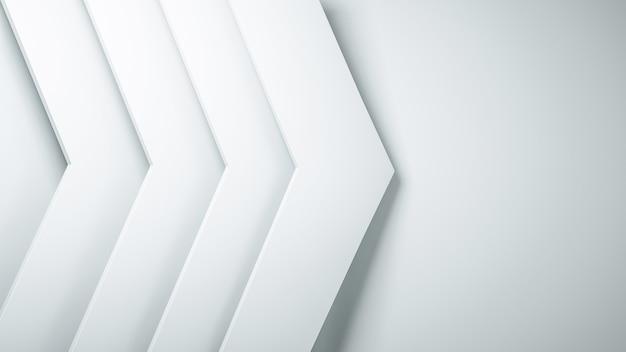 Pfeil weiß mit abstraktem hintergrund zurück für präsentationen und zukunft als nächstes. geschäftskonzept.