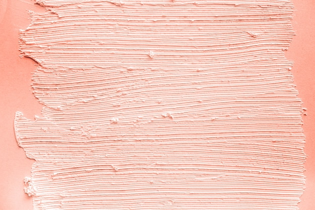 Pfirsich pinselstrich textur tapete