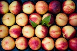 Pfirsiche gesundheit