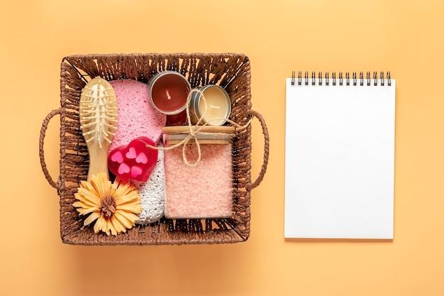 Pflegebox set umweltfreundlicher kosmetik