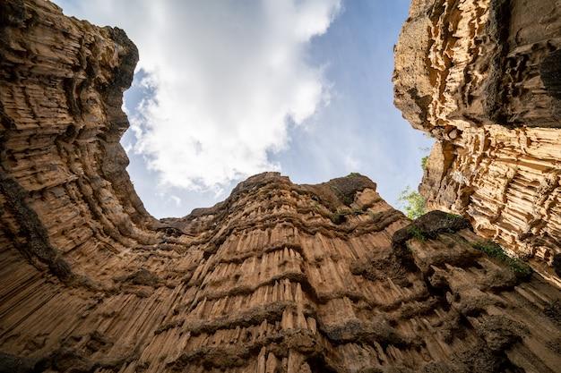 Pha chor (thailand grand canyon) in chiang mai, thailand
