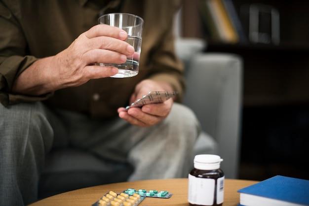 Pharmazeutische behandlung der medizindrogen
