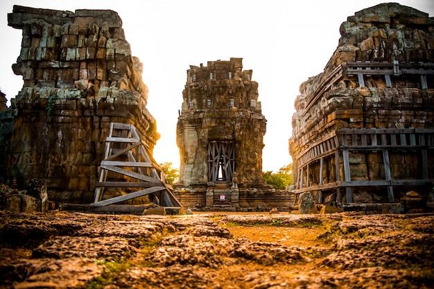 Phnom krom tempel
