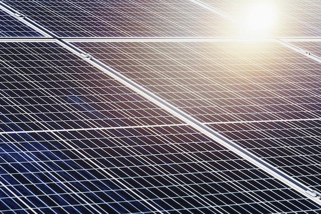 Photovoltaik-solarmodule für abgelegene gebiete, die der strom nicht erreichen kann