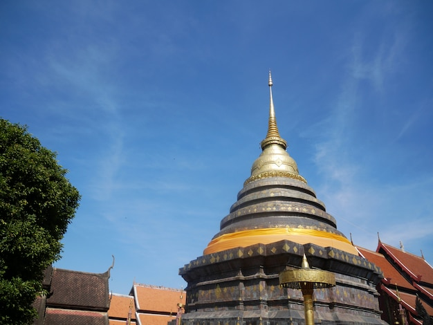 Phra pathommachedi oder phra pathom chedi nakhon pathom thaialnd