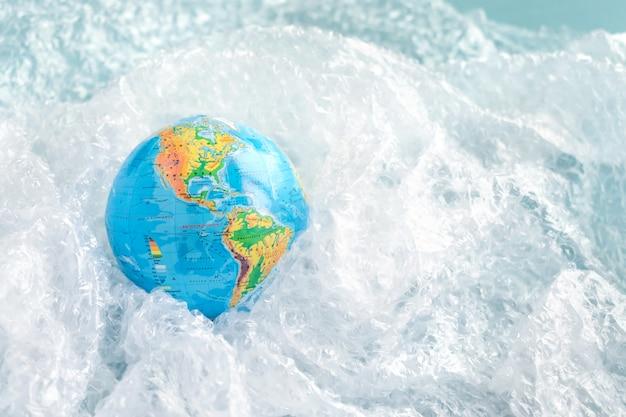 Physischer globus