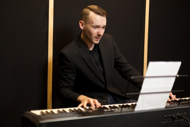 Pianist lesung notizen