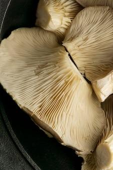 Pilze im topf schließen
