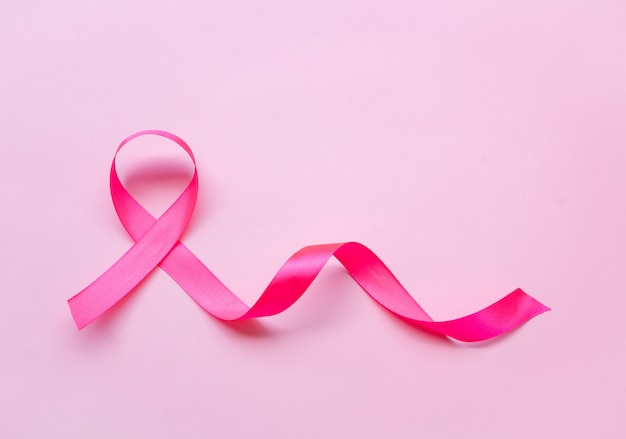 Pink ribbon brustkrebs