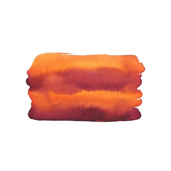 Pinsel. aquarellmalerei textur.