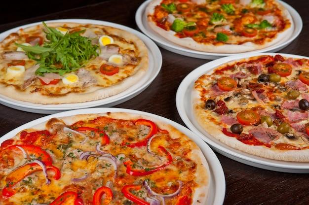 Pizza eingestellt